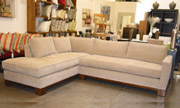 J Green Furniture Camden Bumper Sectional
