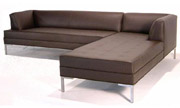 J Green Furniture Danish Chaise Sectional
