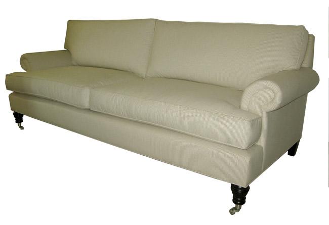 J Green Furniture Buckingham Traditional English Sofa